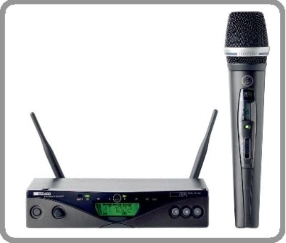 Enoikiash mikrofonoy