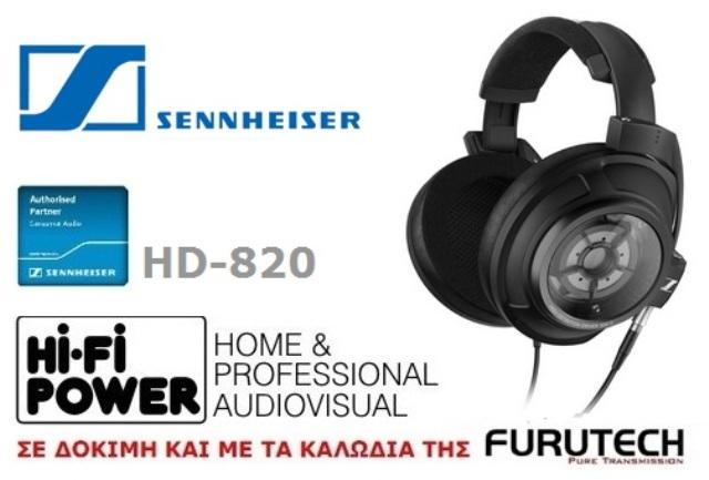 Sennheiser_HD820 Furutech