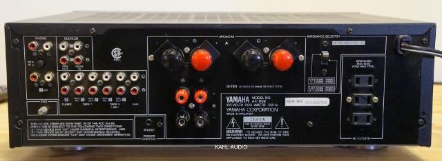 yamaha ax 592 yamaha ax 592 stereo amplifier yamaha ax 592. Black Bedroom Furniture Sets. Home Design Ideas